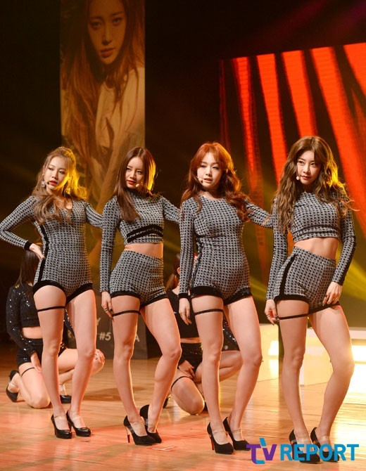 Girl's Day trở lại cùng I'll Be Yours.