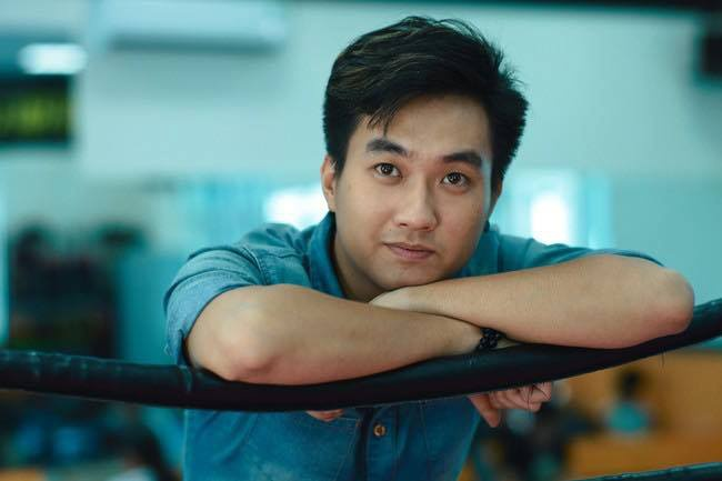 Diễn viên Phạm Anh Tuấn