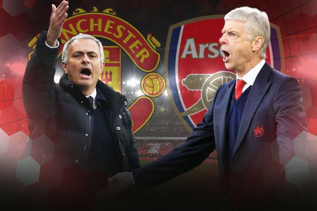 Đêm nay, Man United gặp Arsenal vào lúc 22h30.