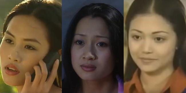 Nguyệt, Thương và Nhung - ba nữ chính của phim Phía trước là bầu trời.