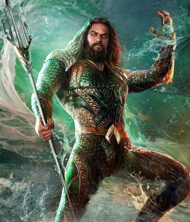 Không ngoài dự đoán, Aquaman thu về thành công lớn tại thị trường Trung Quốc! ảnh 2