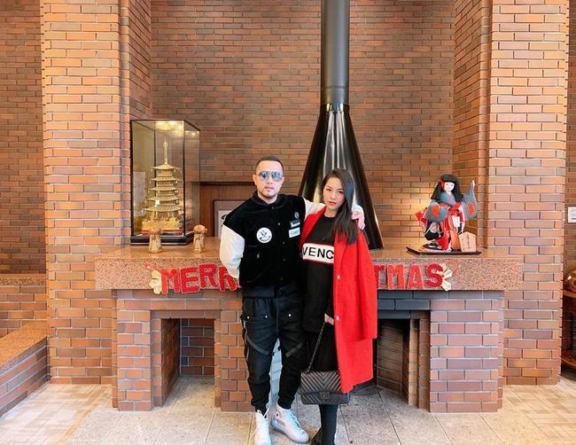 Gia đình Bảo Thy cùng nhau đón Giáng sinh tại Nhật Bản đúng lúc chị dâu của nàng ca sĩ đón nhận tin vui mới. Đây cũng là Giáng sinh vô cùng hạnh phúc của gia đình cô.