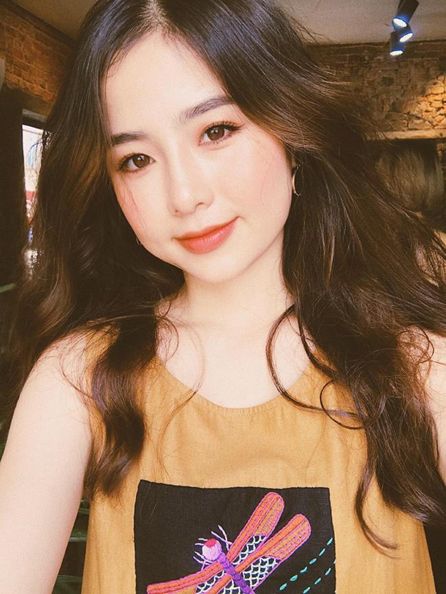 Nam Thương được biết đến là hot girl Thanh Hóa