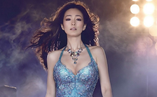 Những nữ minh tinh Trung Quốc xuất hiện trên tạp chí Vogue (Mỹ) được khen gợi đẹp như tranh ảnh 0