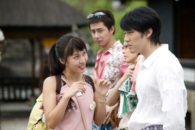 """Phim """"Chuyện xảy ra ở Bali"""" sản xuất năm 2004."""