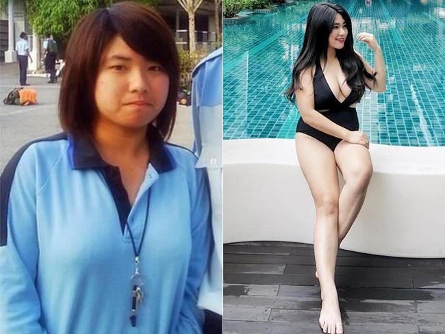 Hotgirl vòng 1 khủng của Malaysia vướng nghi án PTTM để có vẻ ngoài nóng bỏng như hiện tại ảnh 5