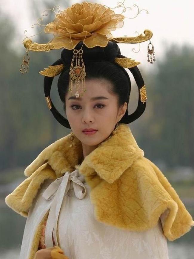 Còn đây là Dương Ngọc Hoàn của nhiều năm trước.