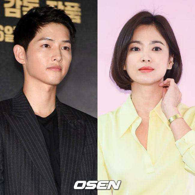 Bạn thân Song Hye Kyo  Song Joong Ki tiết lộ: Cân nhắc việc ly hôn từ đầu năm, họ đã khóc rất nhiều ảnh 4