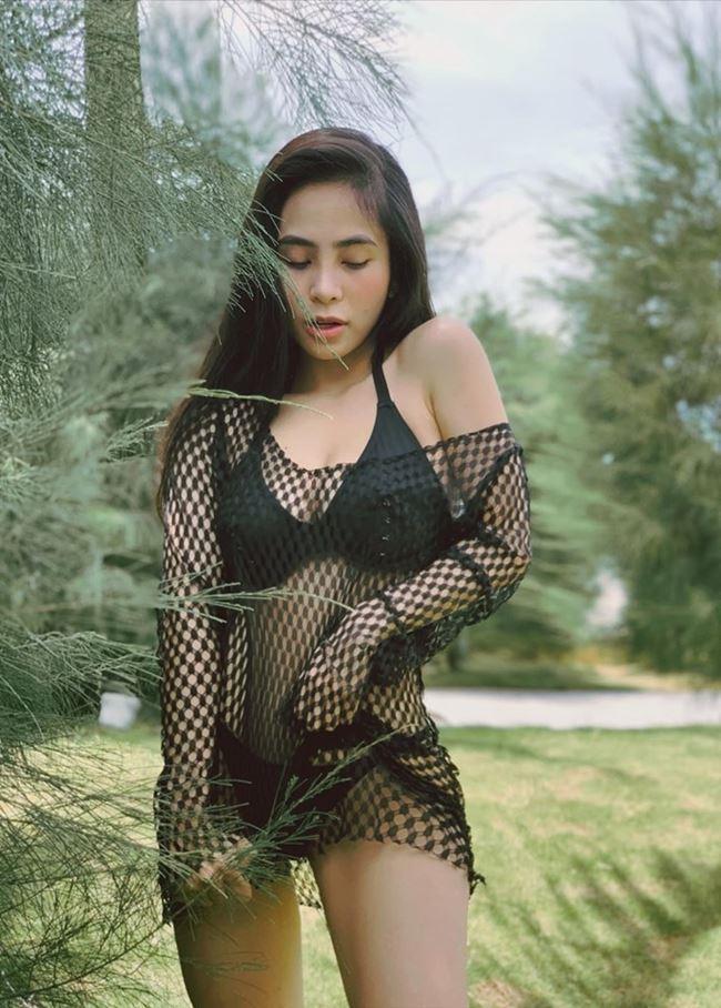 Vượt mặt Elly Trần, đây chính thức là bà mẹ 1 con lấy lại body gợi cảm nhất showbiz Việt ảnh 3