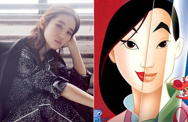 Phản ứng dân mạng Trung trước trailer Hoa Mộc Lan: Lưu Diệc Phi là tâm điểm của những phản ứng trái chiều ảnh 7
