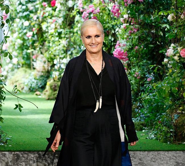 Nhà thiết kế tài năng của nhà Dior vinh dự nhận Huân chương danh giáLegion d'Honneur