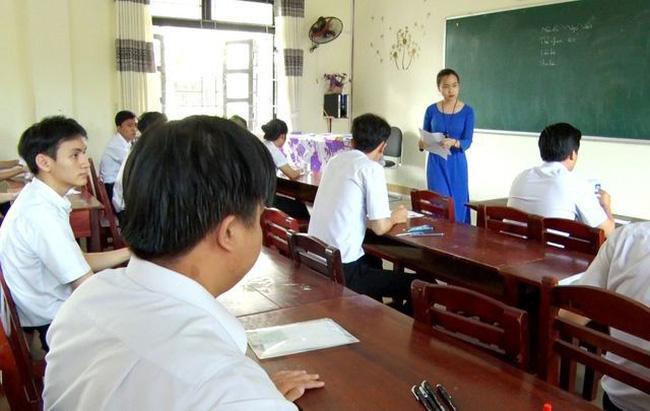 Vụ việc trên một một đòn giáng mạnh mẽ vào những người đang làm công tác giáo dục hiện nay, đặc biệt là ở các huyện miền núi còn nhiều khó khăn. Ảnh minh họa