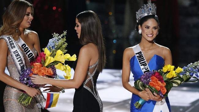 Mỹ nhân Colombia Ariadna Gutiérrez bị tước vương miện chỉ sau vài phút đăng quang tại cuộc thi Miss Universe 2015