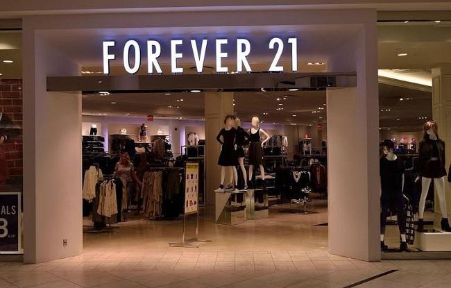 Thương hiệu Forever 21 được cho là kinh doanh ế ẩm , sức mua không còn mạnh như nhiều năm về trước
