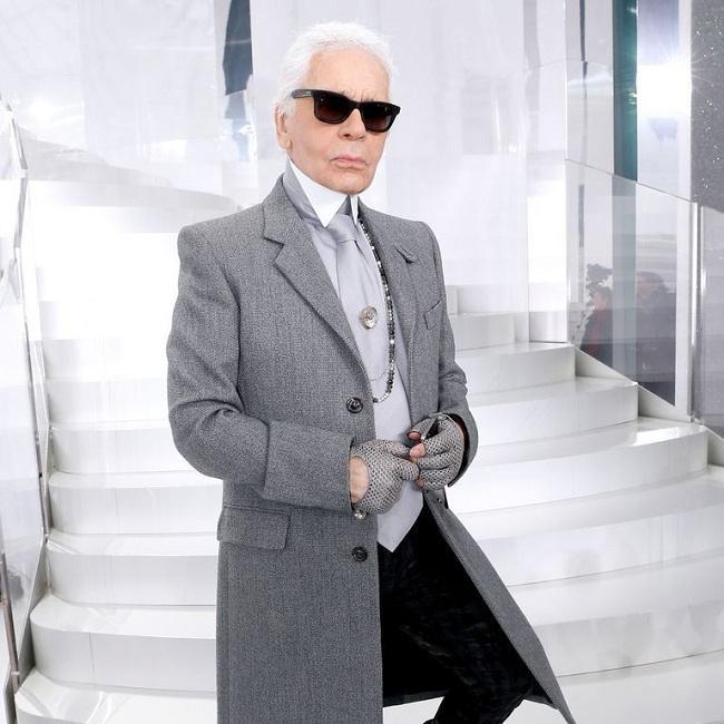 """Giải thưởng thời trang mang tên Karl Lagerfeld được tập đoàn lừng danh LVMH đề ra nhằm tôn vinh """"ông hoàng đầu bạc"""" thời trang quá cố"""