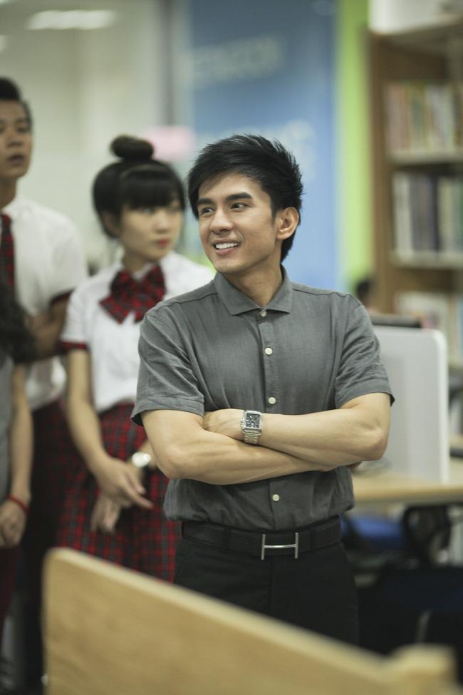 Đan Trường vào vai thầy giáo của lớp học trò tuổi teen