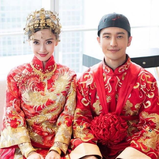 Bị Huỳnh Hiểu Minh chèn ép, Angelababy bị gạch bỏ trong danh sách diễn viên của Cơ trưởng Trung Quốc ảnh 10