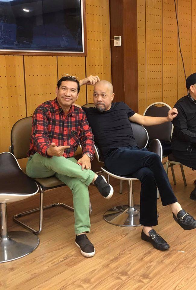 Quang Thắng  Tự Long  Vân Dung tụ họp tập luyện: Fan chờ đợi Táo Quân phiên bản mới ảnh 0