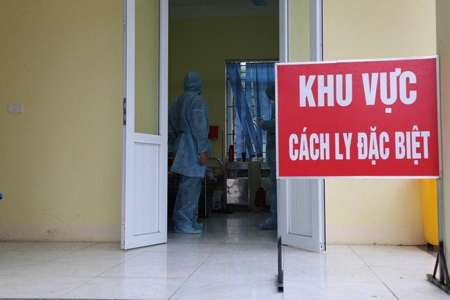 Thông tin về ca nhiễm virus corona thứ 15 ở Việt Nam. Ảnh minh họa