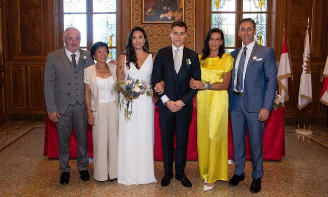 Sau một năm kết hôn, cuộc sống của cô gái gốc Việt làm dâu hoàng gia đất nước siêu giàu Monaco giờ ra sao? ảnh 1