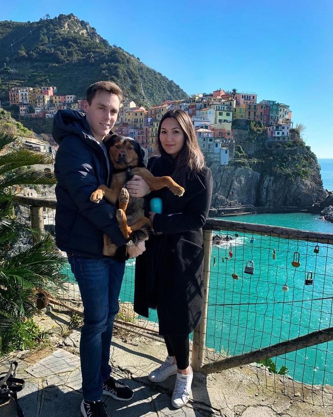 Cô dâu hoàng gia gốc Việt tại đất nước siêu giàu Monaco khoe bụng bầu và tiết lộ giới tính của em bé hoàng tộc ảnh 5
