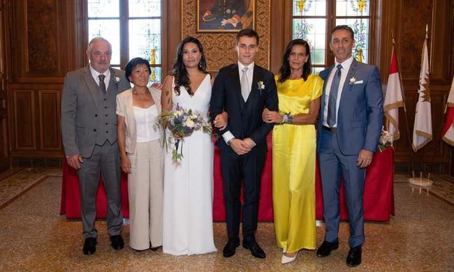Cô dâu hoàng gia gốc Việt tại đất nước siêu giàu Monaco khoe bụng bầu và tiết lộ giới tính của em bé hoàng tộc ảnh 1