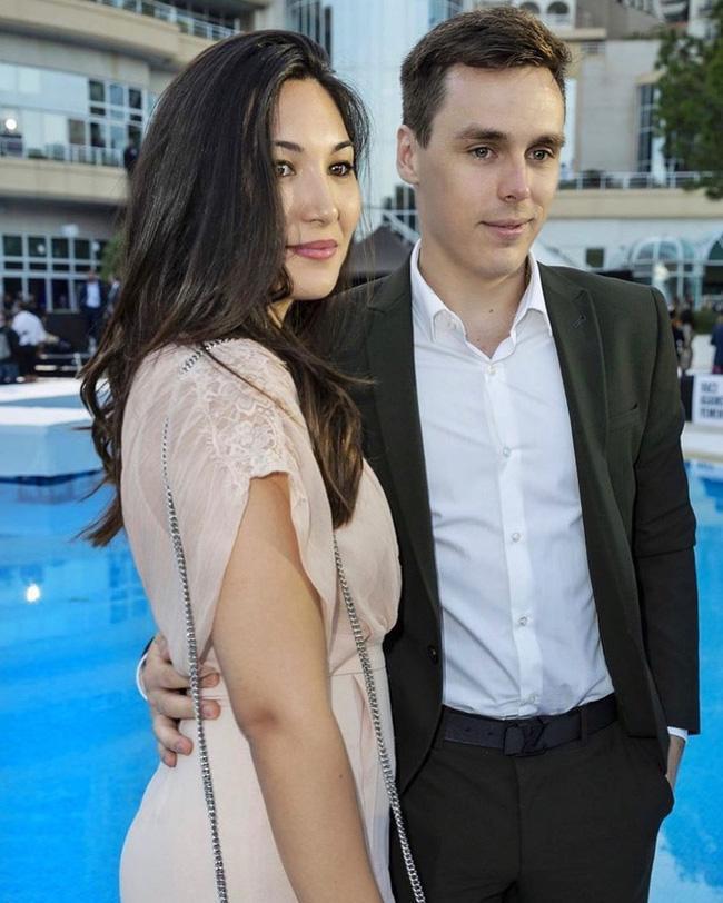 Cô dâu hoàng gia gốc Việt tại đất nước siêu giàu Monaco khoe bụng bầu và tiết lộ giới tính của em bé hoàng tộc ảnh 3