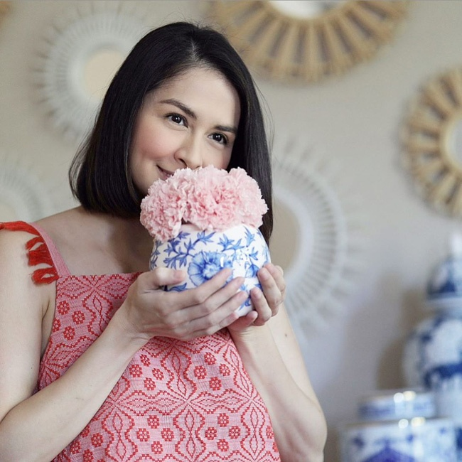 'Mỹ nhân đẹp nhất Philippines' Marian Rivera lộ dấu hiệu mang thai lần 3