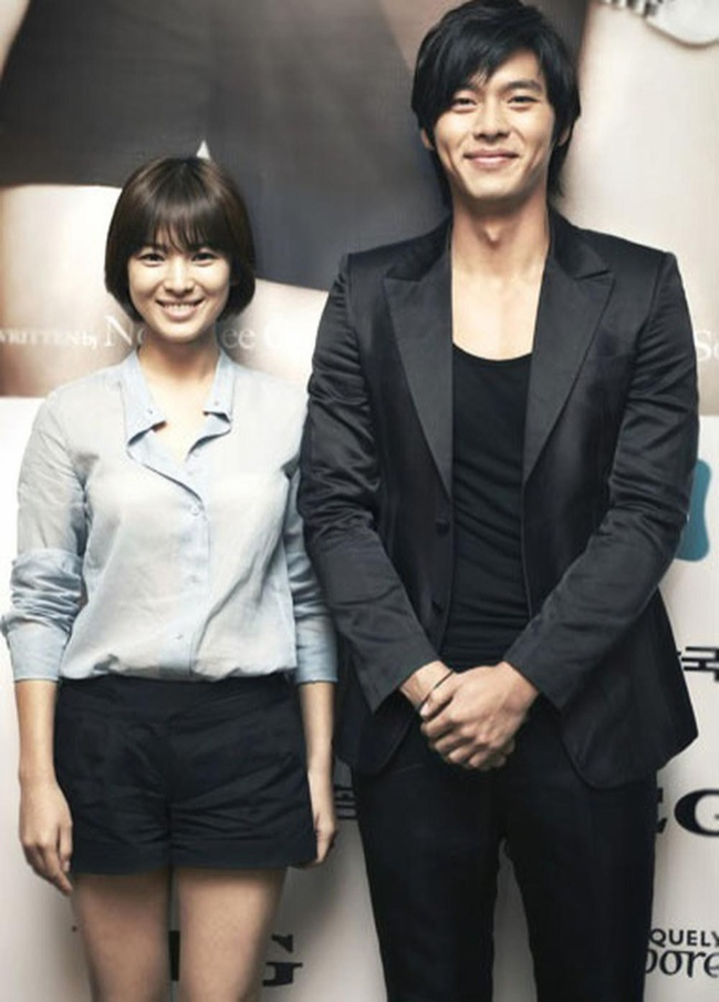 Rộ tin đồn Song Hye Kyo  Hyun Bin tái hợp, cư dân mạng: Hyun Bin nên tìm người khác, Song Hye Kyo quá đào hoa! ảnh 2