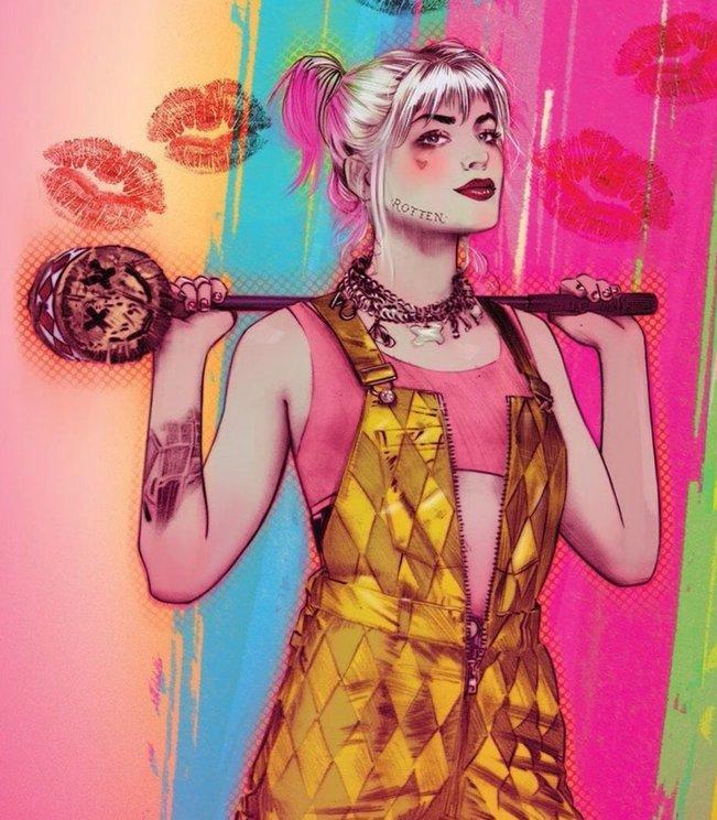 Harley Quinn xác nhận Avengers tồn tại trong Thế giới phim của DC! ảnh 5