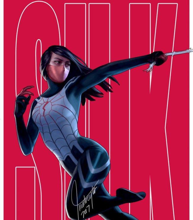 'Spider-Man: Far From Home' đã mở ra bộ phim riêng cho Silk! ảnh 2