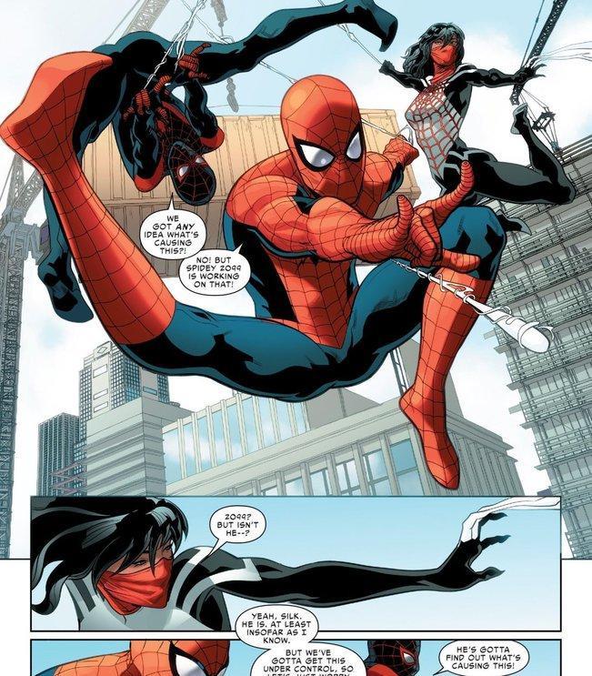 'Spider-Man: Far From Home' đã mở ra bộ phim riêng cho Silk! ảnh 4