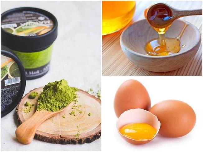 Công thứctắm trắng từ lòng trắng trứng gà, bột trà xanh và mật ong là một trong những cáchlàm trắng da toàn thân tại nhà mà các cô nàng nên áp dụng