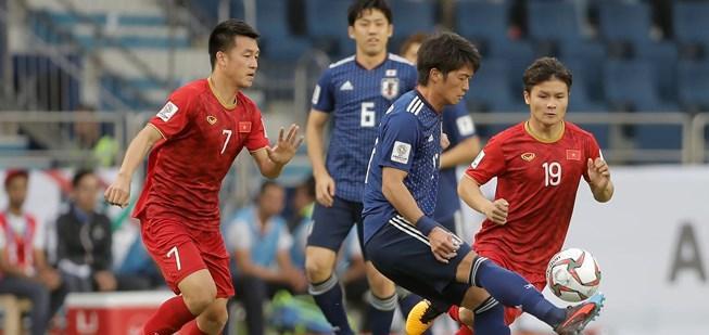 Tuy thua cuộc nhưng tuyển Việt Nam đã để lại dấu ấn trong lòng châu Á.