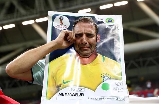 World Cup 2014 là sự sỉ nhục với người Brazil.