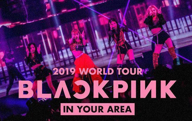 Concert BlackPink là tour diễn lớn nhất của nhóm nhạc nữ KPoptrong lịch sử.