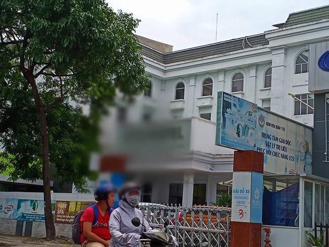 Khách sạn, nơi nữ Việt kiều trình báo bị mất trộm tiền tỉ. (Ảnh: PLO).