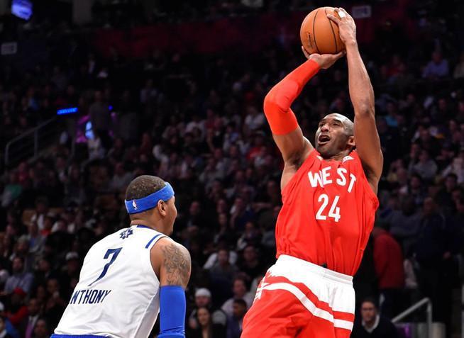 Tạm biệt, Kobe Bryant – một tấm gương phi thường về thành công và ý chí, đam mê trong thể thao.Ảnh: Getty Images.