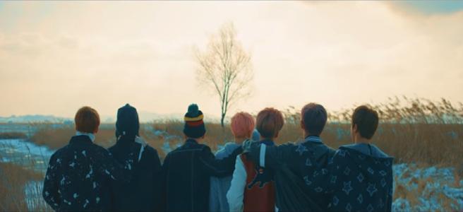 Spring Day trở thành MV thứ 12 của BTS đạt 300 triệu lượt xem ảnh 3