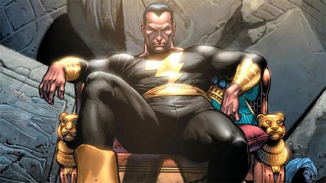 Phim về kẻ thù không đội trời chung của Shazam  'Black Adam' sẽ khởi quay vào 2020! ảnh 0