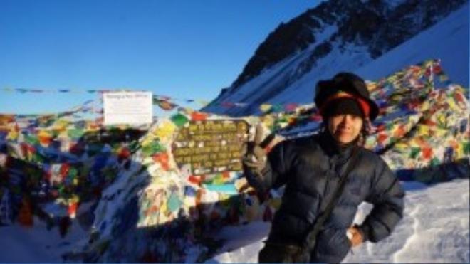 Mỹ Linh từng giải thích rằng sở thích chụp ảnh của cô, ngay cả trong hành trình leo núi mạo hiểm là do xuất phát từ thói quen nghề nghiệp của một phóng viên.