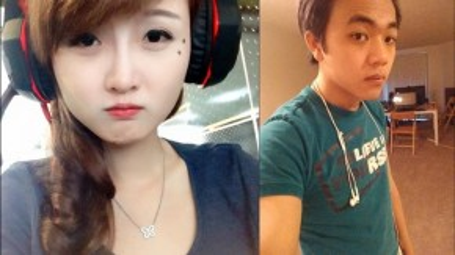 Hoa Hà và Shing Vo, cặp đôi gây chấn động dư luận vì quyết định kết hôn chớp nhoáng.