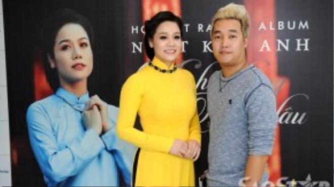 Đạo diễn A T, người giúp Nhật Kim Anh tạo ra những sản phẩm âm nhạc chất lượng.