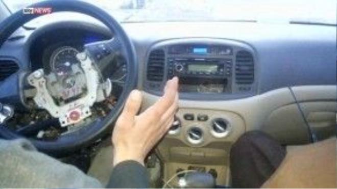 Một chiếc xe ô tôkhông người lái đang được IS nghiên cứu phát triển trong nỗ lực thực hiện các cuộc tấn công ngoạn mục chống lại phương Tây.