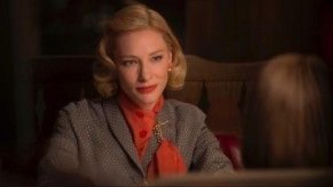 Một tượng vàng dễ dàng đến với Cate Blanchett