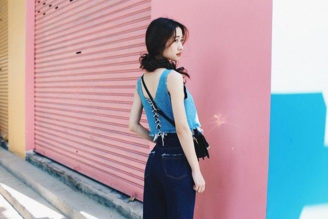 Jun Vũ đẹp tinh khôi giữa lòng thành phố Sài Gòn ảnh 3