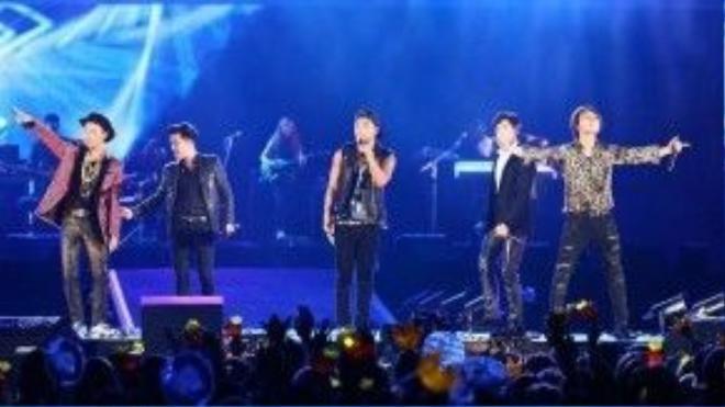 Big Bang Concert sẽ diễn ra tại sân vận động Olympic (Seoul, Hàn Quốc) vào các ngày 4,5 và 6/3.