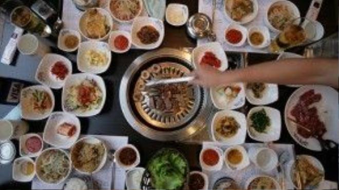 Ẩm thực Seoul là trải nghiệmbạn không thể bỏ qua khi đến thành phố này.