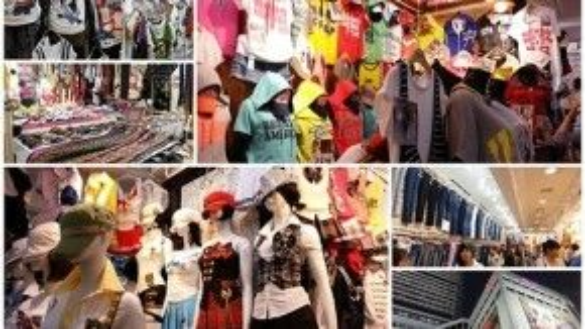Chợ mở cửa 24/24 mỗi ngày, trừthứ Hai và các ngày lễ. Ảnh: Linoralow
