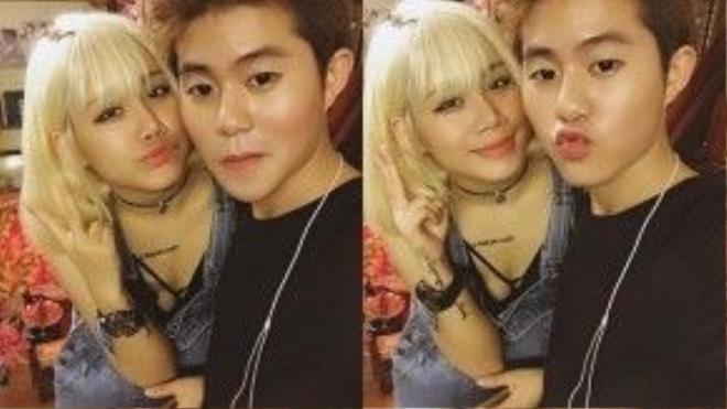 'Bờ vai anh là của riêng em' là sản phẩm âm nhạc chung đầu tiên của cặp chị em thân thiết: Yến Lê và Fame Chí Thành.